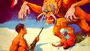 КАК Я ВЫЖИВАЛ НА КРАСНОЙ ПЛАНЕТЕ ►Memories of Mars   Комикс Storyline