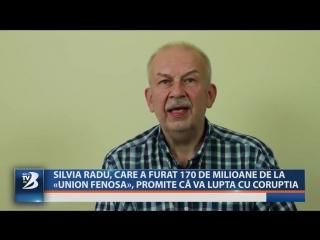 SILVIA RADU, CARE A FURAT 170 DE MILIOANE DE LA «UNION FENOSA», PROMITE CĂ VA LUPTA CU CORUPȚIA