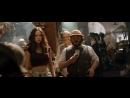 Фридж взорвался из за еды Джуманджи Зов джунглей 2017 Момент из фильма