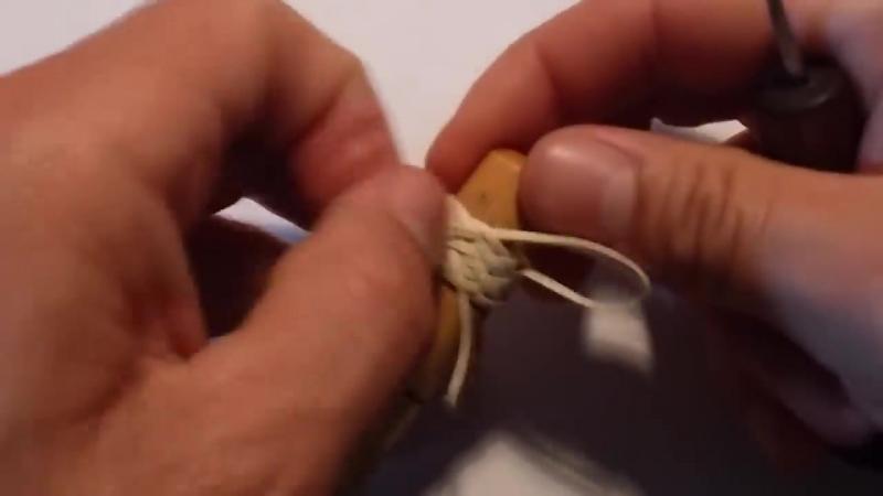 Sortija de orillo (video mejorado) El Rincón del Soguero