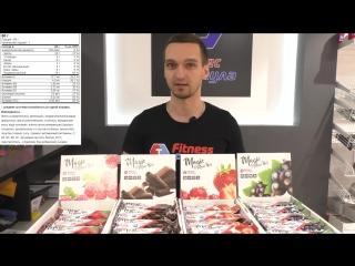 Fitness Formula Magic Protein Bar