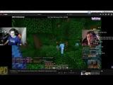 [Реакции Братишкина] Братишкин смотрит: Топ Моменты с Twitch   Братишкин Хесус и Валакас Играют в Майнкрафт