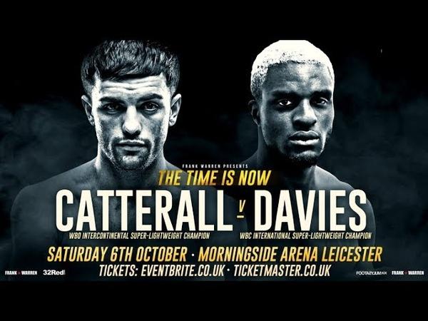 Jack Catterall vs Ohara Davies Boks Maçı Full İzle   Full Fight HD Highlights