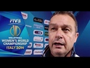 Match reaction: Italy's win over Russia