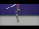 Маша Юргель!мяч!многоборье