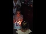 День Рождение моей Заики.