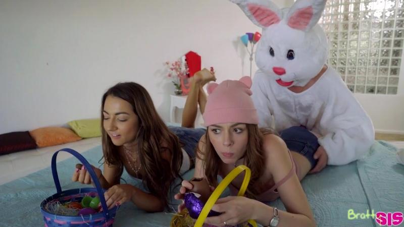 Alex Blake and Lily Adams Creampie Surprise All Sex, Hardcore, Blowjob, Threesome,