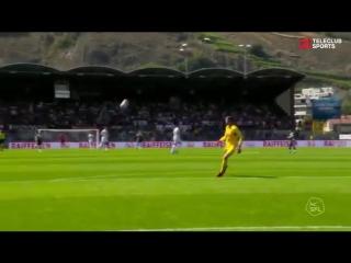 Невероятный гол с 70 метров из Швейцарии