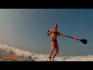 Сап-сёрфинг на