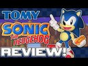 REVIEW: TOMY Sonic The Hedgehog Ultimate Figure!
