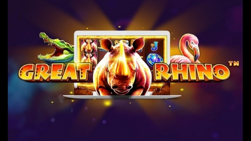 Игровой автомат Great Rhino (Pragmatic Play)