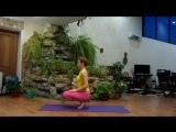Йога для укрепления мышц спины и ног