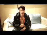 171221 EXO Lay Yixing @ Kugou Music Message