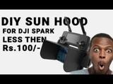 The Cheapest Sun hood For DJI SparkMavic Pro Drone Remote