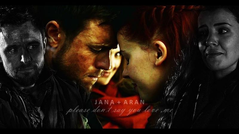 Jana aran   please dont say you love me [5x02]