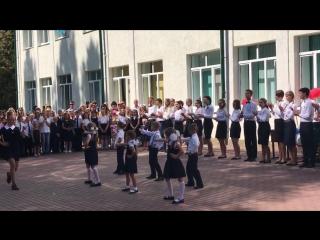 Гимназия 19, танец «Топ-топ»
