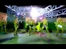 Стриптизеры танцуют под satisfaction
