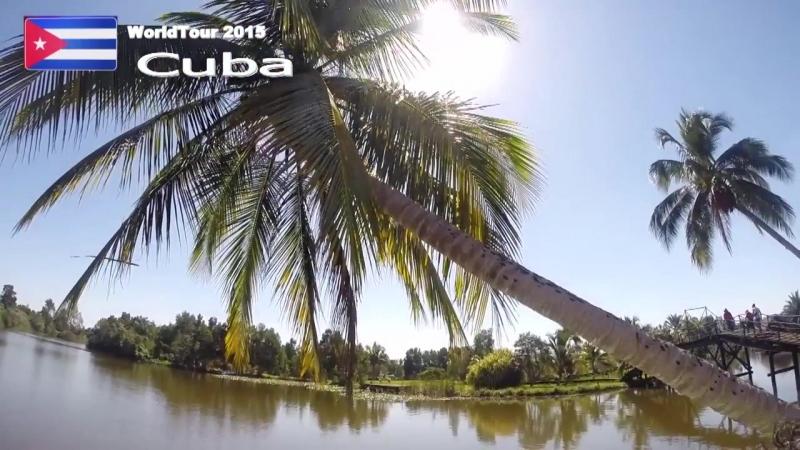 Trailer World Tour - Cuba