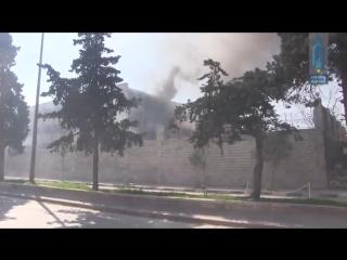 Бомбежка Идлиба за обстрелы анклавов #Fua и #Kafraya