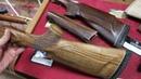 Приклады и цевья на заказ и по размерам для ИЖ-27 и МР-27 кавказский орех