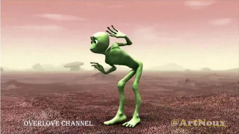เอเลี่ยน_จังหวะโดนๆ Alien Popoy 2018 (El Chombo - remix)_HD.mp4