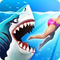 Установить  Hungry Shark World [Мод: много денег]
