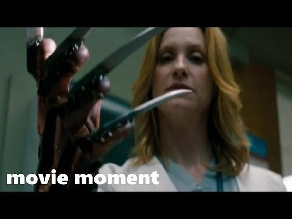 Кошмар на улице Вязов (2010) - Будет немного больно (8/10)   movie moment