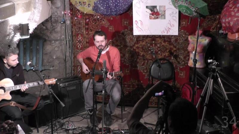 Игорь Лазарев - Пыль на ветру (Dust In The Wind, Cansas russian cover)