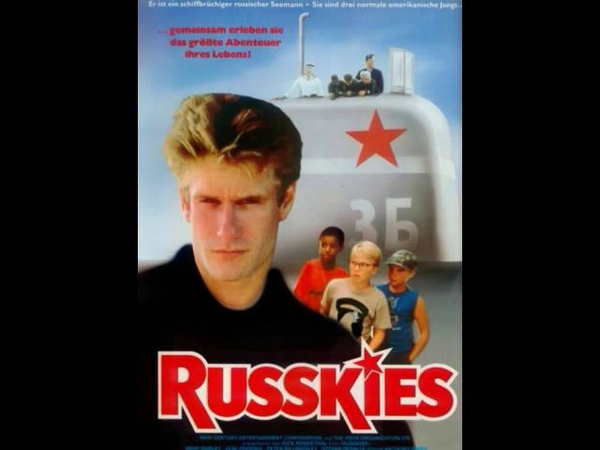 Russkies 1987 OST We Can Have It All