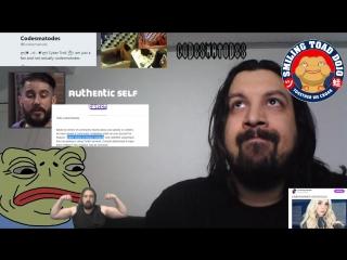 Authentic Self Stream Updates, Twitch Ban Update & SJW mods?