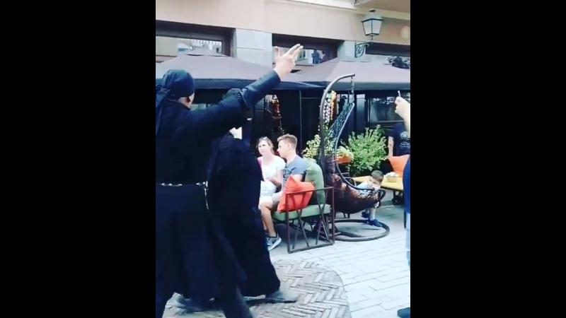 ირანელმა კაცმა არ აცეკვა ქართველთან ირანელი ქალი...