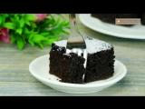 Постный шоколадный кекс - идеальный выбор для завтраков в постные дни!