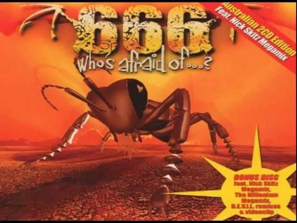 666 - Nick Skitz Megamix [2000]