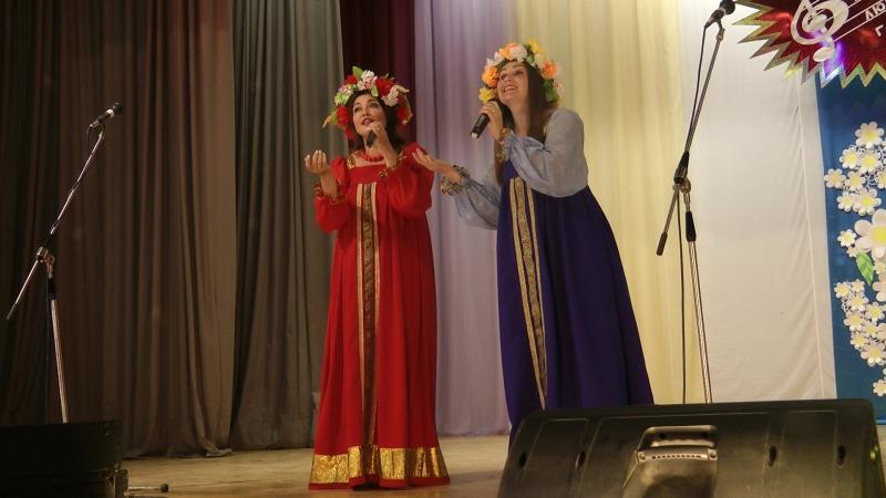 День города Советска 4 августа Марина Олькова и Марина Лобанова Сенокосная пора