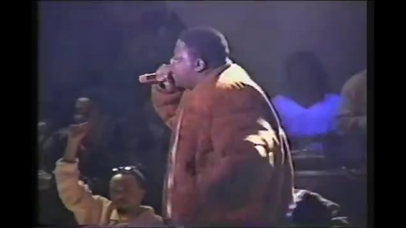 The Notorious B.I.G. - Juice (feat. P. Diddy) (LA Live) (1994) | by Hip-Hop Temple