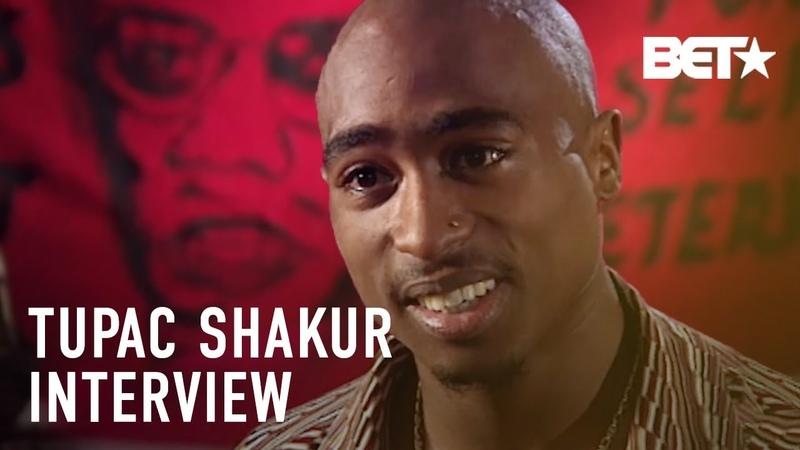 Tupac Shakur BET✮ Interview 1994