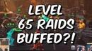 Level 65 Raids Buffed?! - Unfair Fights? - Marvel Strike Force