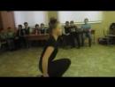 Классный огонек отрывок из моего гимнастического танца