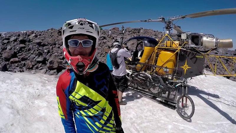 RideThePlanet Elbrus Маунтинбайк на Эльбрусе