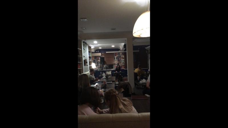 Даша Мальцева в Книжном клубе 12
