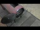 Дневник Механика . Отопление гаража. Супер - печь из баллона 100 КПД