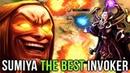 Sumiya TOP-1 Invoker Dotabuff is Back - EPIC Gameplay Compilation - Dota 2