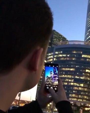 Nikolay Sobolev on Instagram: В новом смартфоне Huawei P20 Pro бомбическая камера. Кадры получаются сочными и чёткими благодаря тройной камере