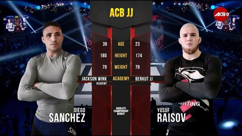 ACB JJ 14: Диего Санчес vs. Юсуф Раисов / Diego Sanchez vs.Yusuf Raisov acb jj 14: lbtuj cfyxtc vs. .cea hfbcjd / diego sanchez