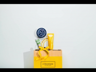 Fun with L'Occitane!