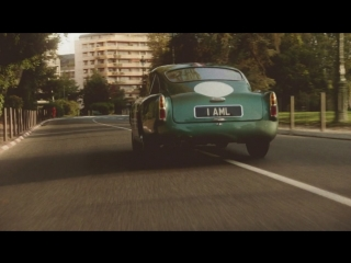Aston Martin DB4 Lightweight