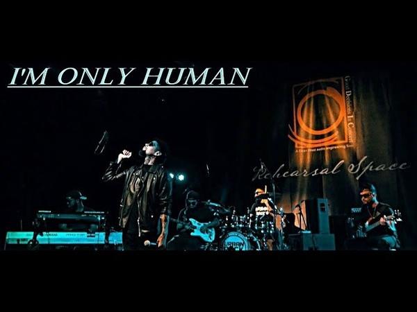 David Correy - I'm Only Human (Live Video)