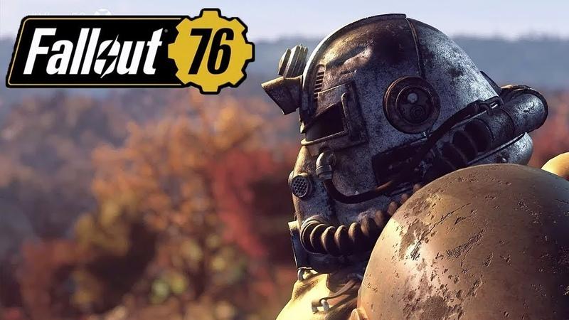 ПЕРВЫЙ ВЗГЛЯД Fallout 76 Фолаут 76 PC Фалаут ПС 1