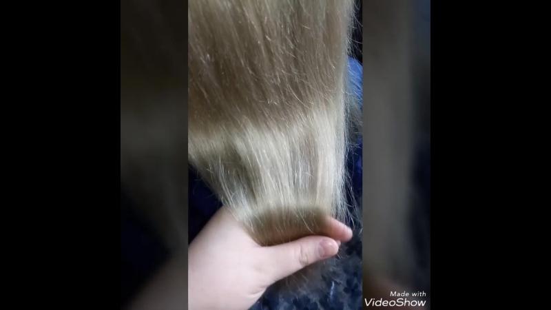 Ботокс на очень тонкие пористые волосы 💎💧💥👍🏻😍