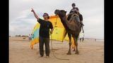 Jumping a CAMEL in MOROCCO - #courtintheact